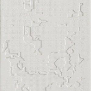 Płytki Mutina kolekcja Bas Relief Cloud Relief Bianco