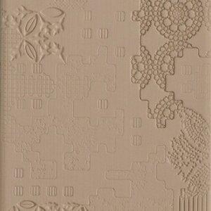 Płytki Mutina kolekcja Bas Relief Garland Relief Cipria