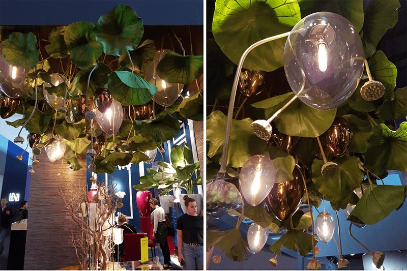 Najfajniejsza lampa z targów w Mediolanie od Clan