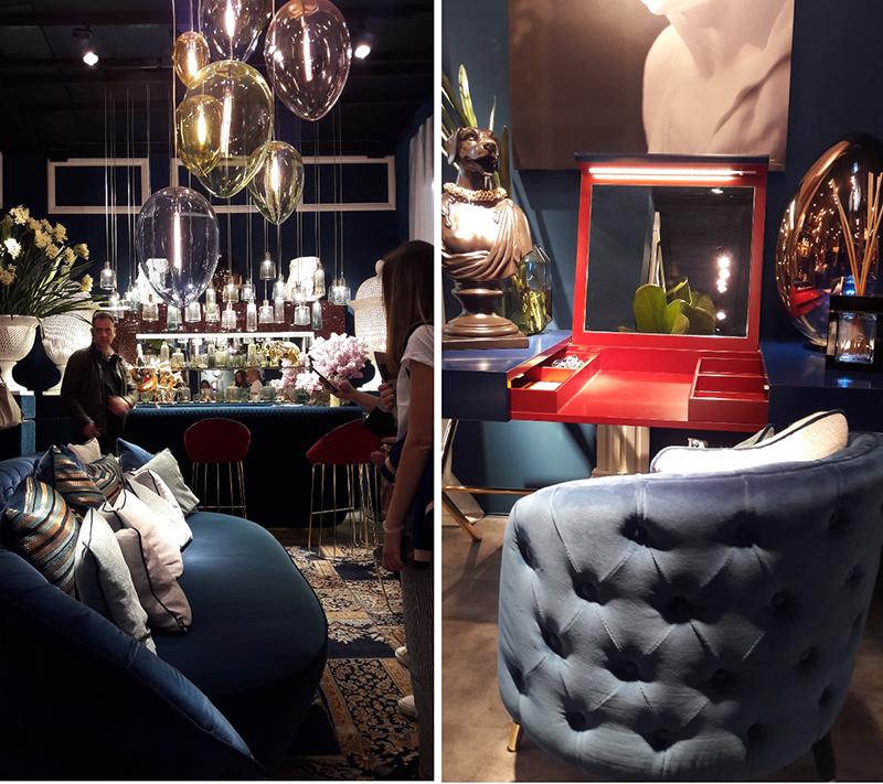 Stoisko marki Clan | Targi Salone del Mobile Milano w Mediolanie 2018
