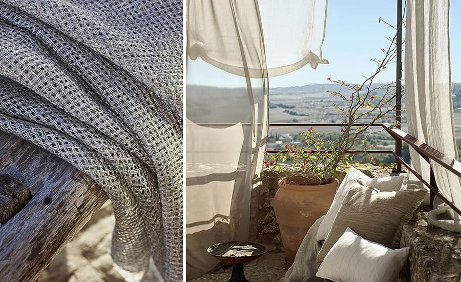 Tkaniny marki Zinc Textile są dostępne u nas