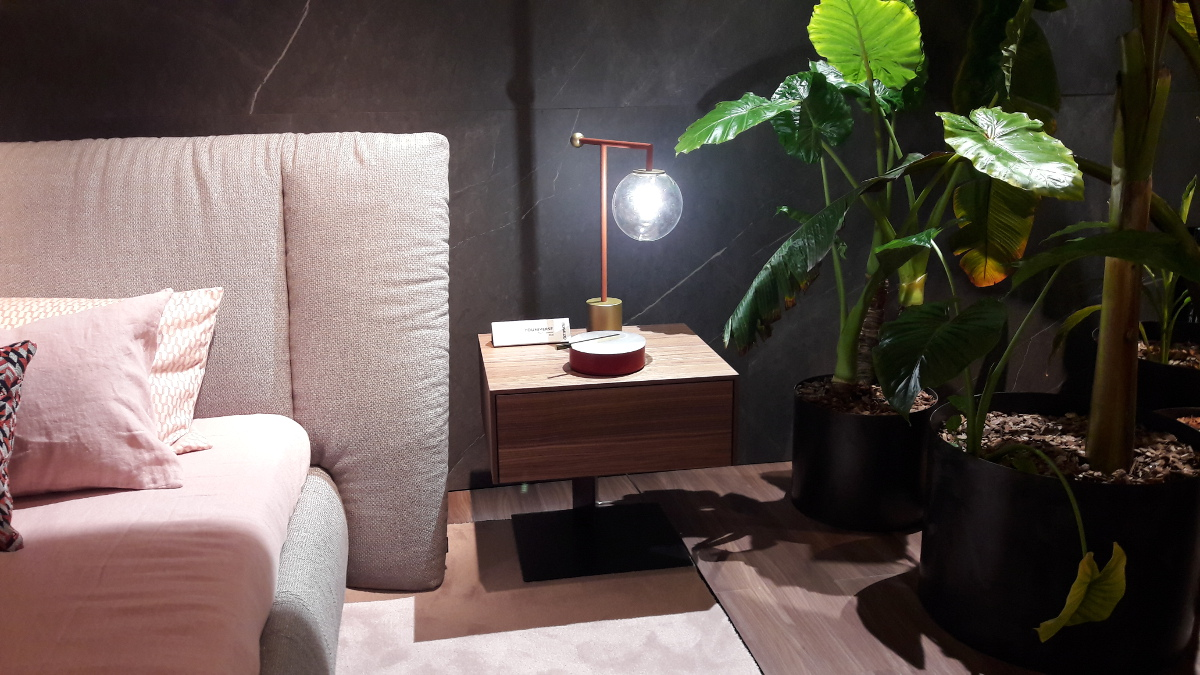 Nieziemskie połączenie pudrowego różo i zieleni | Pianca (meble dostępne w naszych showroomach)