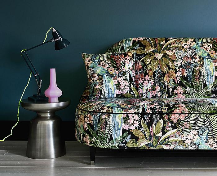 Tkaniny z kolekcji Tango od Linwoodfabric