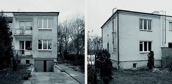 Dom z wycinanką, Poznań - Kluj Architekci/PL+