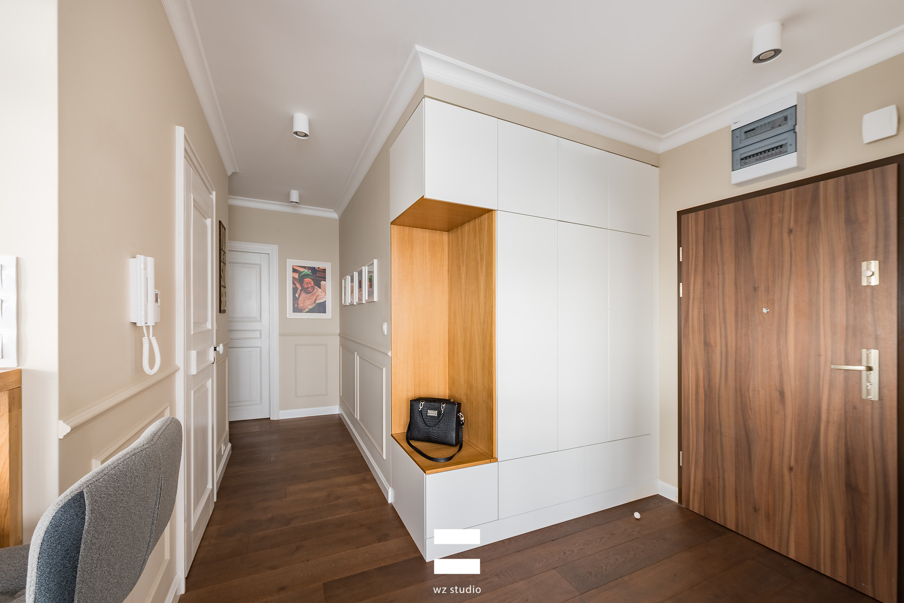 Mieszkanie w Lublinie 80m2 | Proj. WZ Studio