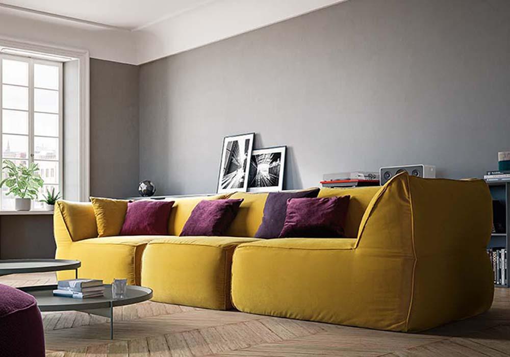 Sofa Edem od włoskiego producenta Pianca (produkty tej marki możesz kupić w naszych showroomach)