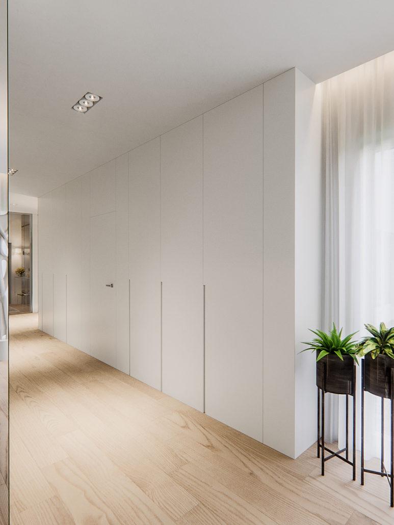 Przytulny dom w nowoczesnym stylu | proj. MAKA.STUDIO
