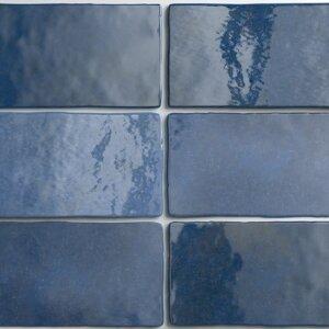 Płytki Equipe kolekcja Artisan Colonial Blue