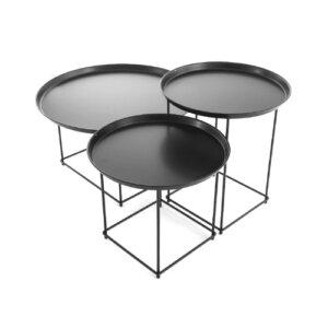Nobonobo Tres komplet stolików