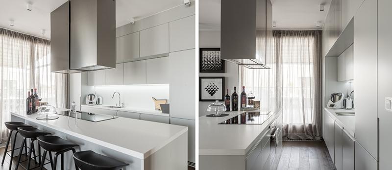 Kuchnia | proj. Dmowska Design