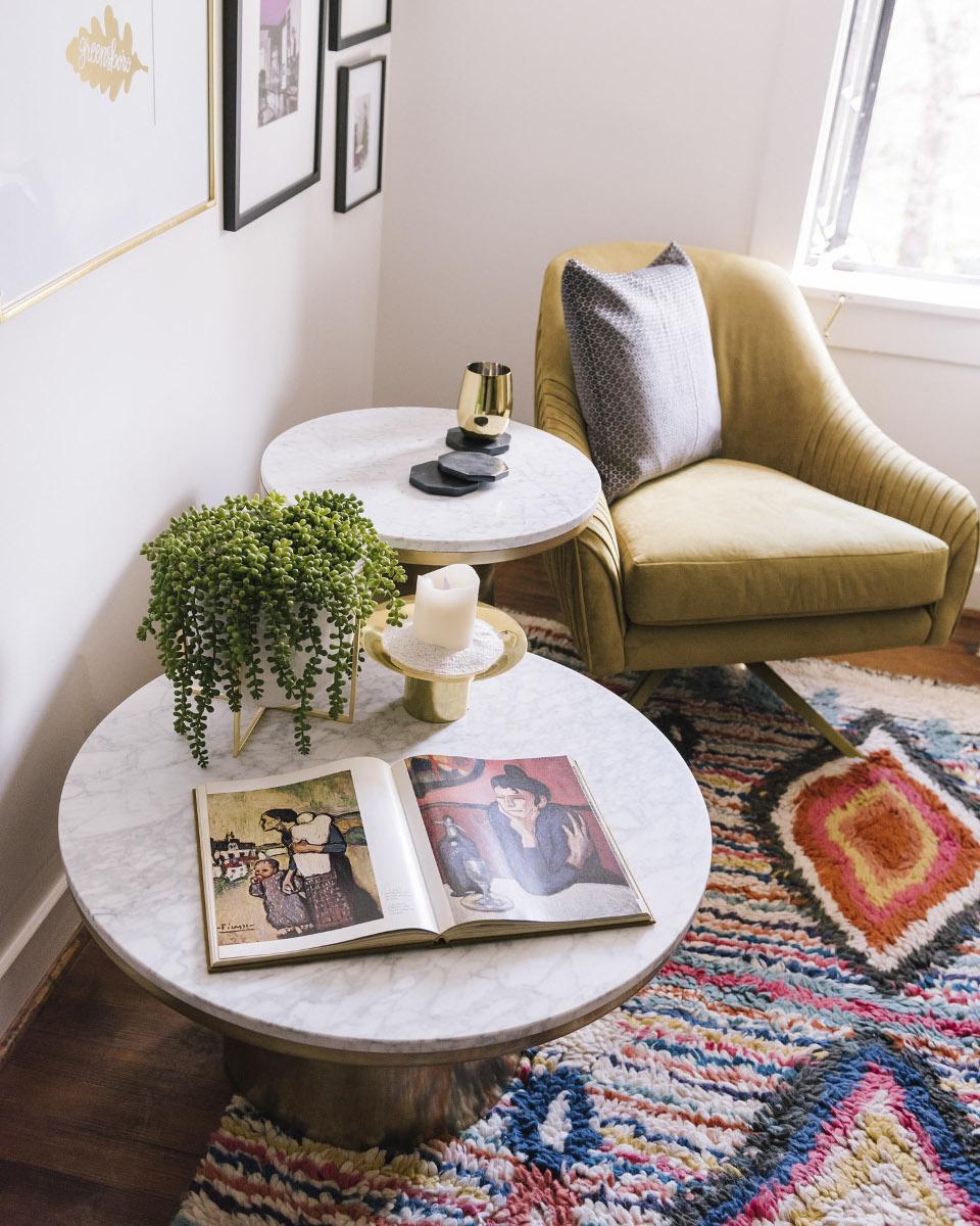 Rośliny w domu (zdjęcie: blog.westelm.com)
