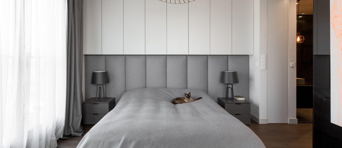 Sypialnia | proj. Dmowska Design