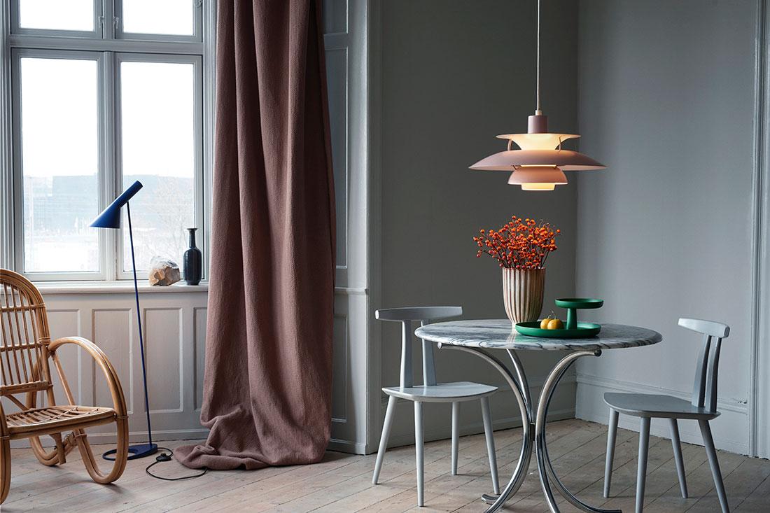 Kultowe lampy od Louisa Poulsena możesz kupić w naszych showroomach: Internity Home i Prodesigne