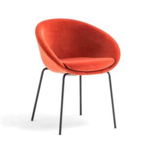 Krzesło Pedrali kolekcja GLISS 900/A DESIGN: CLAUDIO DONDOLI AND MARCO POCCI