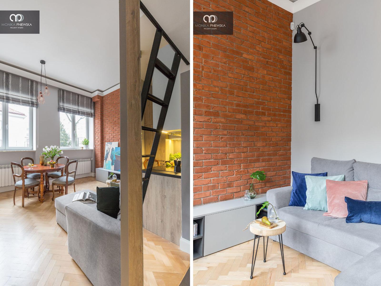 Metamorfoza mieszkania | proj. Monika Pniewska
