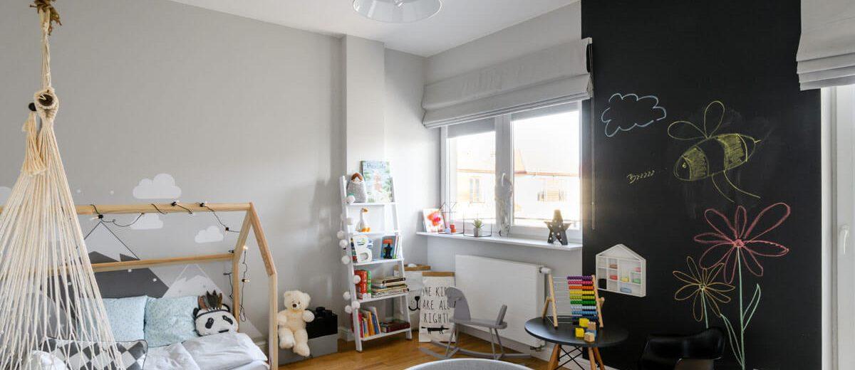Pokój dziecięcy | proj. Duet Studio