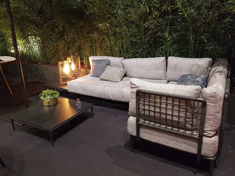 Meble ogrodowe od Royal Botania | Salone del Mobile Milano 2018