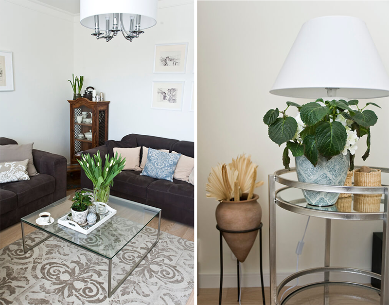 Metamorfoza mieszkania przeprowadzona przez biuro projektowe Miśkiewicz Design