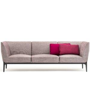 Sofa Pedrali kolekcja SOCIAL DSO2_3AAL