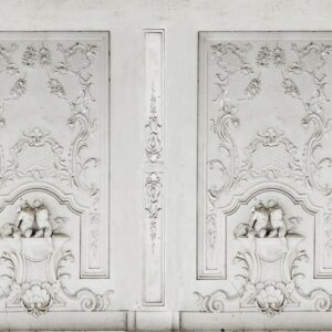 Tapeta Wall & Deco (Contemporary) STUCCO designer: Christian Benini