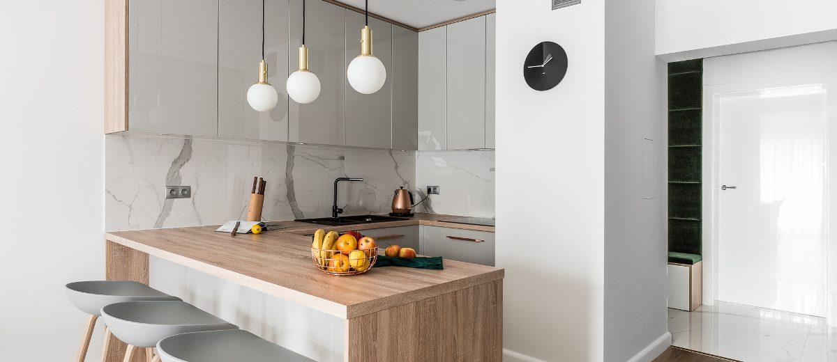 Kuchnia | proj. Studio Projekt, zdjęcie: Fotomohito