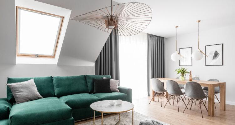 Salon | proj. Studio Projekt, zdjęcie: Fotomohito