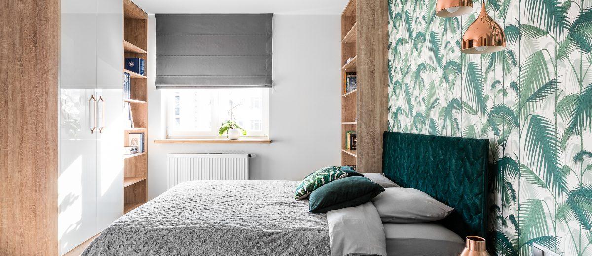 Sypialnia | proj. Studio Projekt (zdjęcie: Fotomohito)