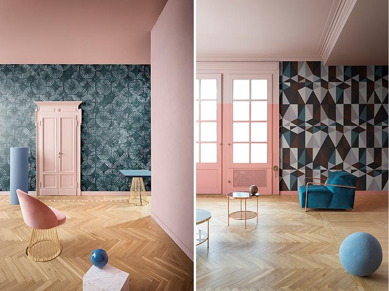 Tapety Wall & Deco kupisz w naszych showroomach: Internity Home i Prodesigne