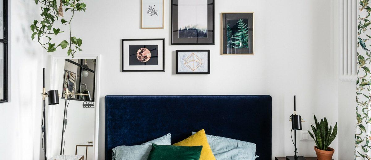 Sypialnia | proj. Kształt Rzeczy