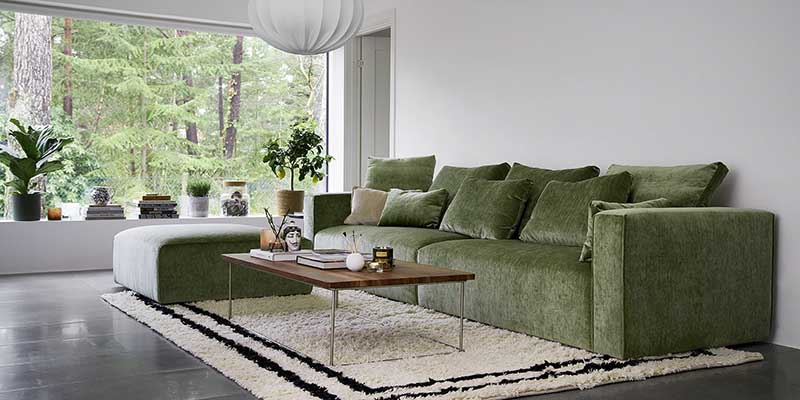 Narożnik Sits Liam | Dostępny w Internity Home
