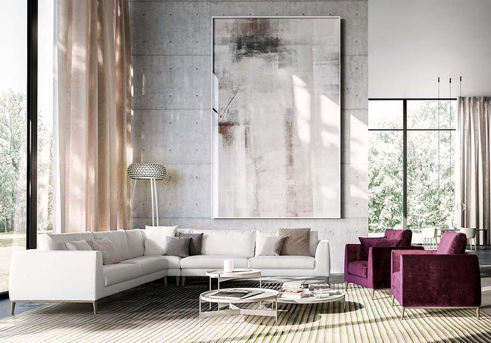 Narożnik włoskiej firmy Pianca dostępny w Internity Home