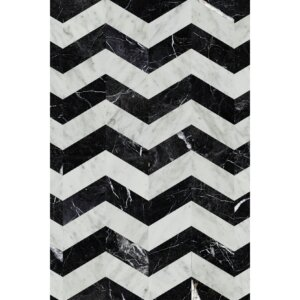 Płytki Bisazza  MARBLE COLLECTION APPIA NERO