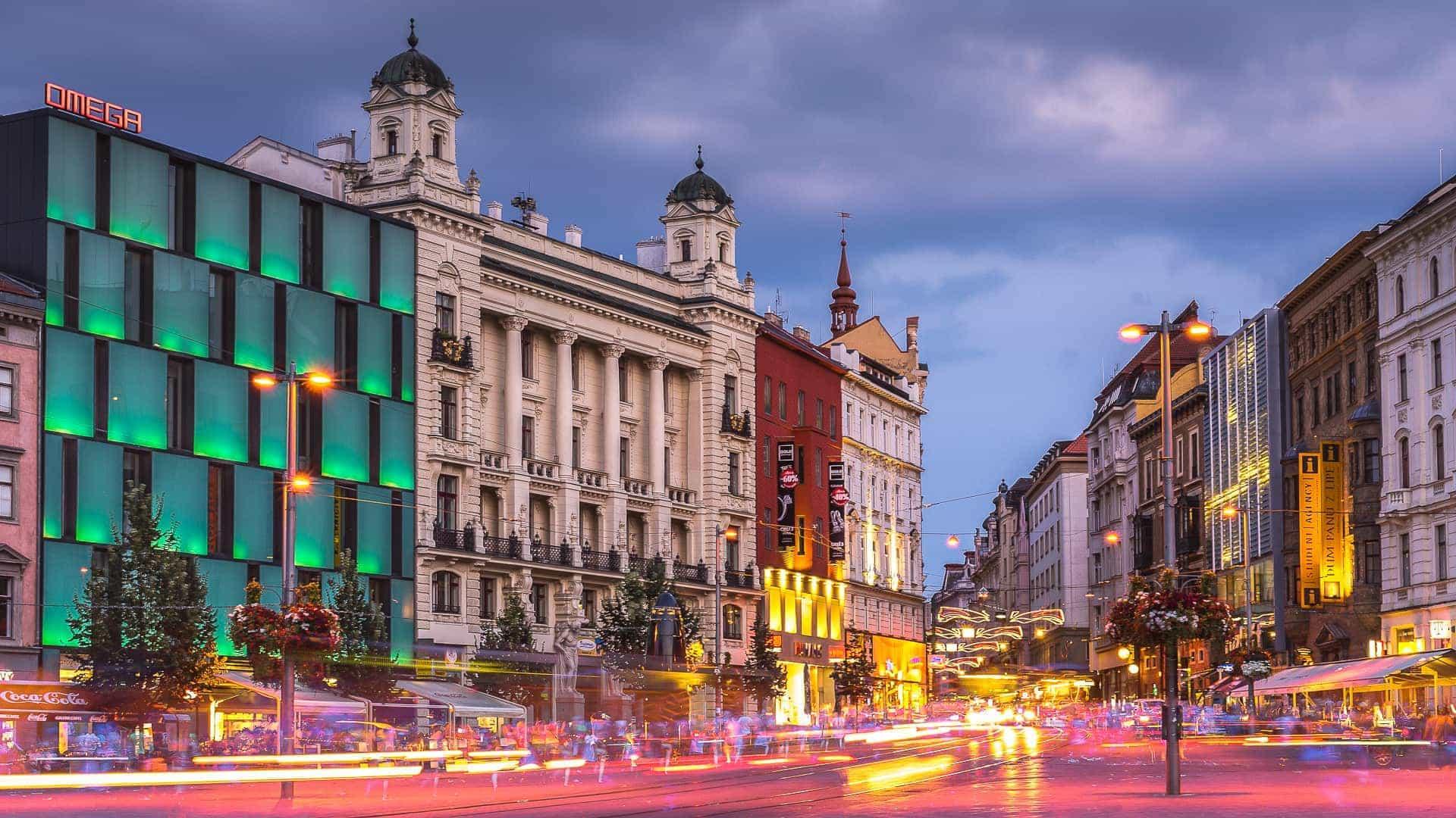 Miasto Brno