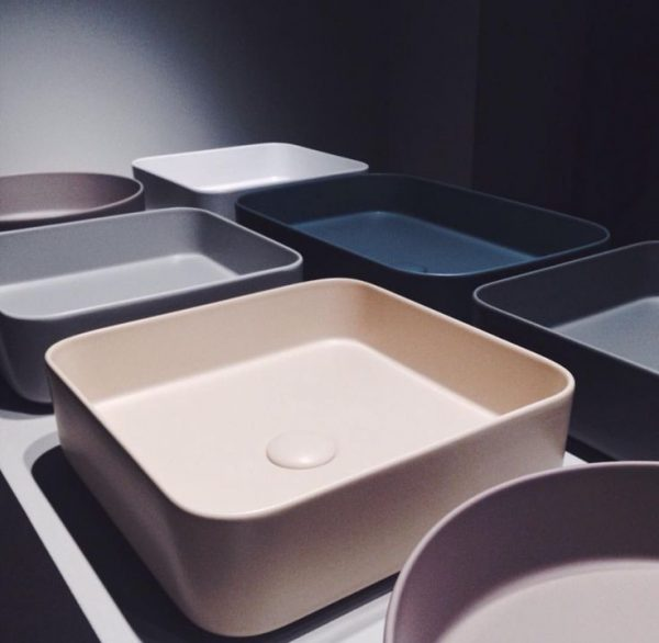 Umywalki Cielo kolekcja Shui