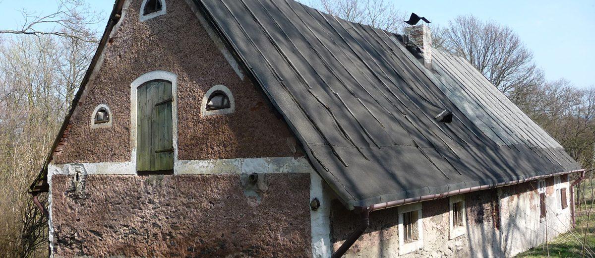 Dom w Górach Orlickich przed metamorfozą