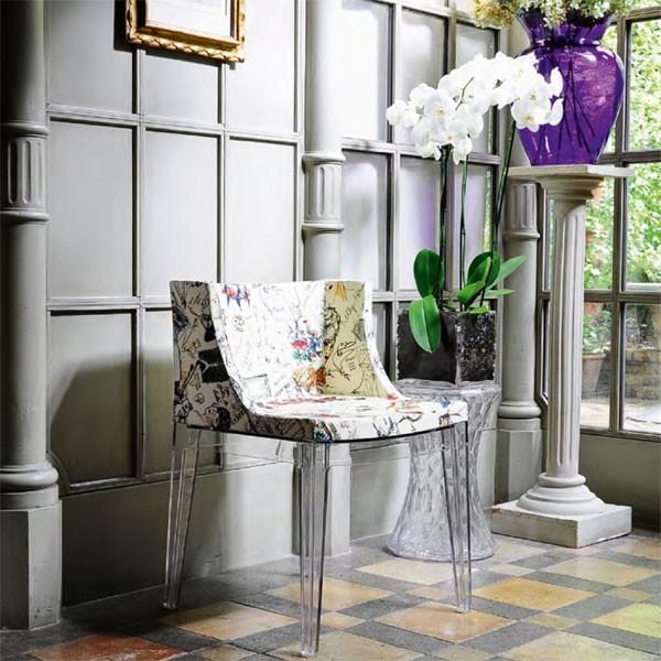 Krzesło Kartell Mademoiselle Missoni