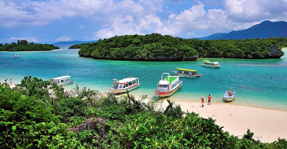 Wyspa Okinawa