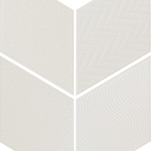 Płytki Equipe kolekcja Rhombus decor White