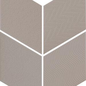 Płytki Equipe kolekcja Rhombus Dark Grey