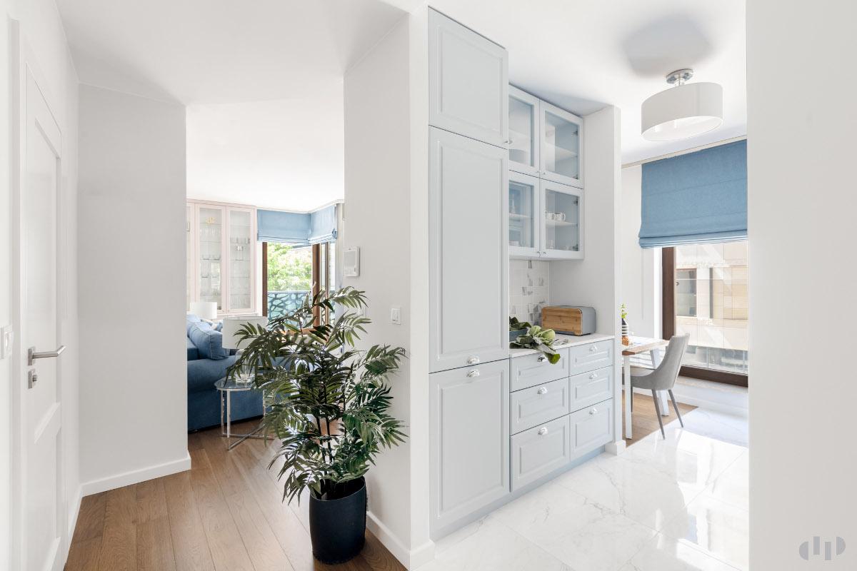 Aranżacja mieszkania 76 m2 - Dziurdzia Projekt