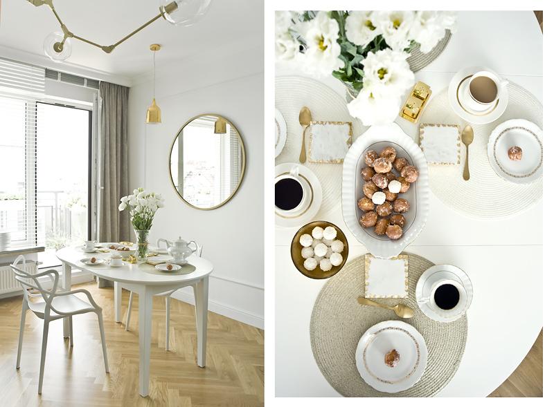 Pięknie zastawiony stół to wizytówka każdej Pani Domu