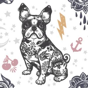 Płytki Aparici, Glimpse Bulldog Ornato, kolekcja Glimpse