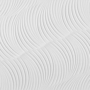 Płytki Aparici, Glimpse White Atomic, kolekcja Glimpse