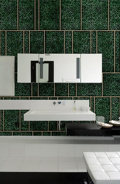 Tapeta z linii Wet System marki Wall & Deco