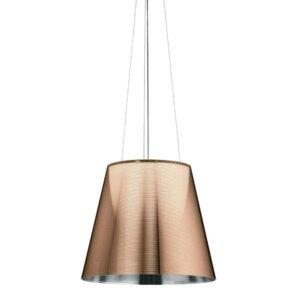 Flos lampa zwieszana kolekcja KTRIBE S3 Rozmiar L Miedziana