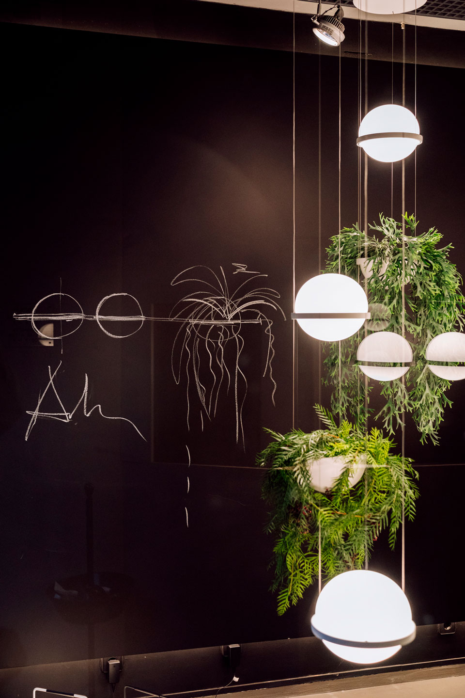 Lampa Vibia kolekcja Palma