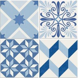 Płytki Aparici kolekcja Moving Blue