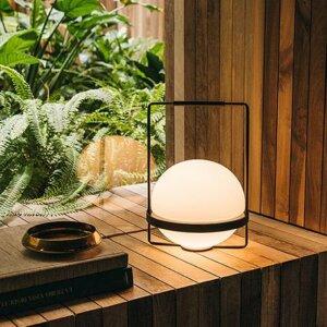 Lampa Vibia stojąca biurkowa kolekcja Palma