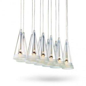 Flos lampa zwieszana kolekcja FUSCIA