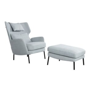 Sits Alex fotel (tkanina Mattis light turquoise)
